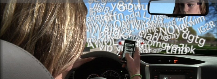 Texting Accident Attorney Troy Michigan